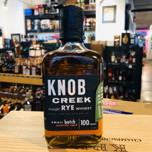 KNOB CREEK RYE 375ML