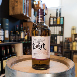 NIKKA MIYAGIKYO SINGLE MALT WHISKY 750ML