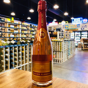 LUCIEN ALBRECHT BRUT ROSE NV 750ML