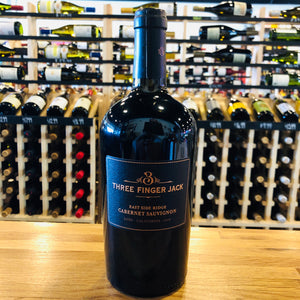 THREE FINGER JACK LODI CABERNET SAUVIGNON 2017 750ML