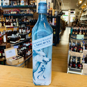 JOHNNIE WALKER GAME OF THRONES A SONG OF ICE BLENDED SCOTCH WHISKY 750ML