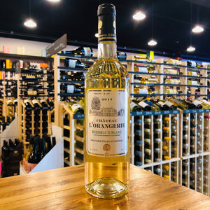 CHATEAU L'ORANGERIE BORDEAUX BLANC 2017 750ML