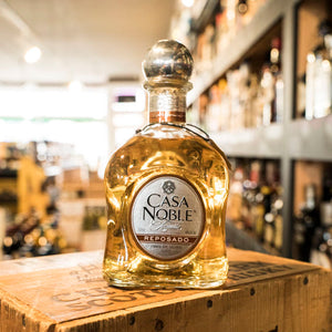 CASA NOBLE REPOSADO TEQUILA 750ML