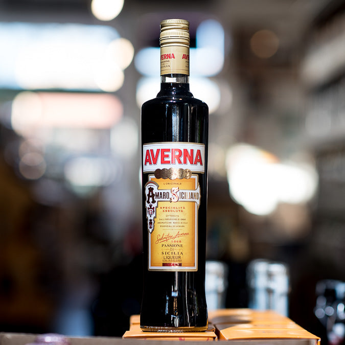 AVERNA AMARO 750ML
