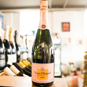 VEUVE CLICQUOT BRUT ROSE 750ML