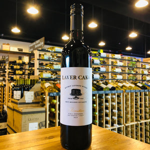 LAYER CAKE PRIMITIVO 2019 750ML