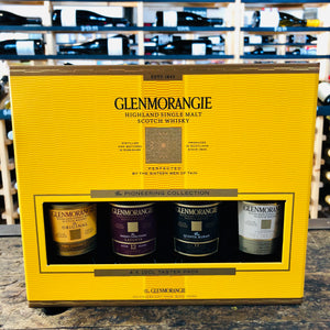 GLENMORANGIE HIGHLAND SINGLE MALT TASTER PACK THE PIONEERING COLLECTION 100ML