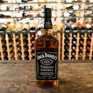 JACK DANIEL'S OLD NO. 7 BLACK LABEL WHISKEY 750ML