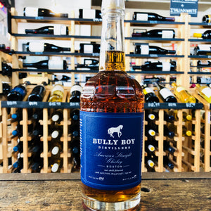 BULLY BOY AMERICAN STRAIGHT WHISKEY 750ML