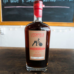 LITCHFIELD BATCHERS COFFEE BOURBON 750ML