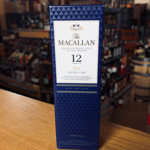 THE MACALLAN 12 YEAR DOUBLE CASK SINGLE MALT SCOTCH WHISKY 50ML