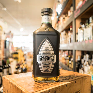 HORNITOS ANEJO BLACK BARREL TEQUILA 750ML