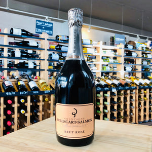 BILLECART-SALMON BRUT ROSE CHAMPAGNE 750ML
