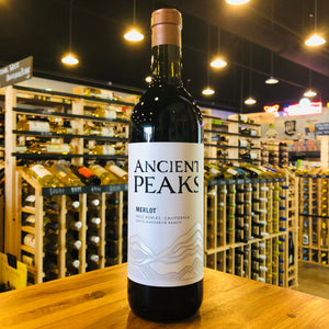 ANCIENT PEAKS PASO ROBLES MERLOT 2017 750ML