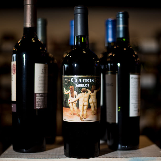 CULITOS MERLOT 750ML