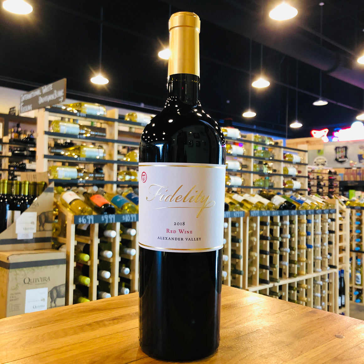 GOLDSCHMIDT VINEYARDS FIDELITY RED WINE 2018 750ML