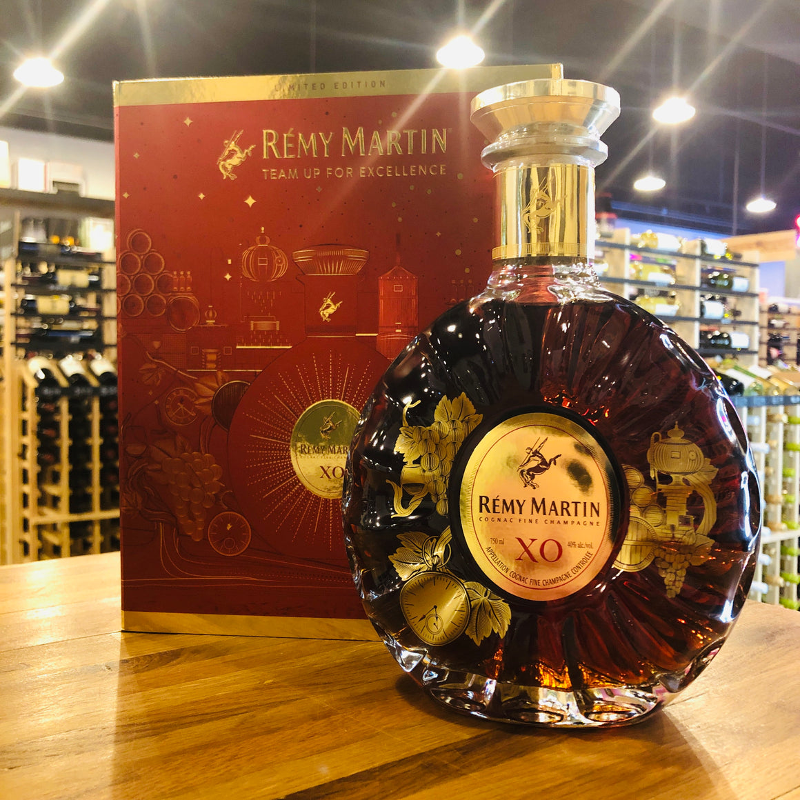 REMY MARTIN XO LIMITED EDITION CHINESE NEW YEAR 750ML