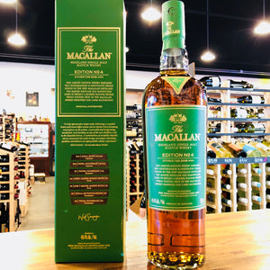 THE MACALLAN EDITION NO. 4 750ML