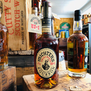 MICHTER'S KENTUCKY STRAIGHT BOURBON 750ML