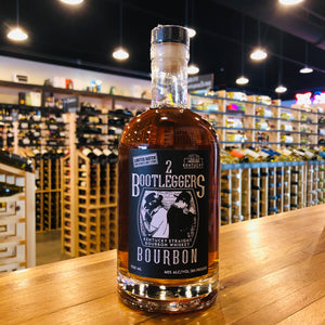 2 BOOTLEGGERS LIMITED BATCH BOURBON 750ML