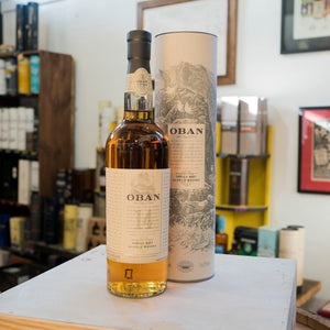 OBAN SINGLE MALT SCOTCH 14 YEAR 750ML