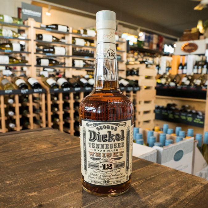GEORGE DICKEL #12 TENNESSEE WHISKY 750ML