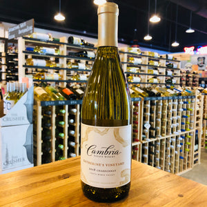 CAMBRIA KATHERINE'S VINEYARD CHARDONNAY 2018 750ML