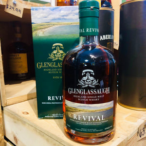 GLENGLASSAUGH REVIVAL 750ML