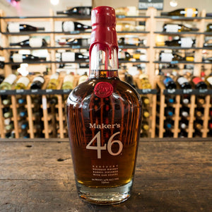 MAKER'S 46 BOURBON WHISKY 750ML