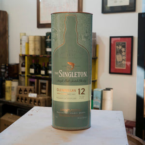 THE SINGLETON GLENDULLAN 12 YEAR SINGLE MALT SCOTCH 750ML