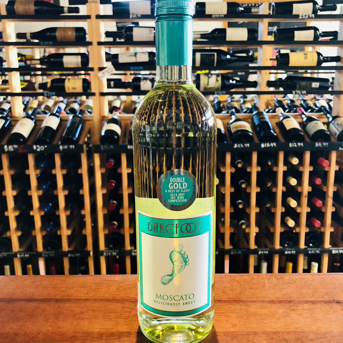 BAREFOOT MOSCATO 750ML