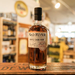 MAD RIVER MAPLE CASK RUM 750ML
