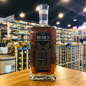 REMUS REPEAL RESERVE II SERIES STRAIGHT BOURBON WHISKEY 100 PROOF 750ML