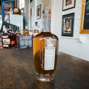 MASTERSON'S 10 YEAR STRAIGHT RYE 10YR 750ML