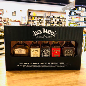 JACK DANIEL'S MINIATURES GIFT SET 50ML