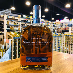 WOODFORD RESERVE STRAIGHT MALT WHISKEY 75ML