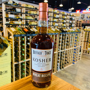 BUFFALO TRACE KOSHER WHEAT RECIPE 750ML