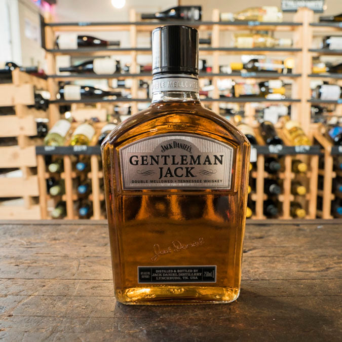 JACK DANIEL'S GENTLEMAN JACK WHISKEY 750ML