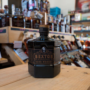 THE SEXTON IRISH WHISKEY 750ML