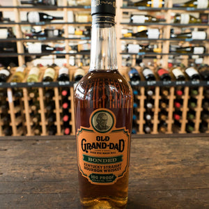 OLD GRAND-DAD BONDED 100 PROOF STRAIGHT BOURBON 750ML