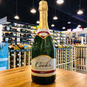 COOK'S BRUT NV 750ML