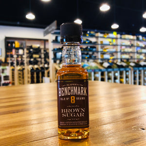 BENCHMARK BROWN SUGAR BOURBON 50ML