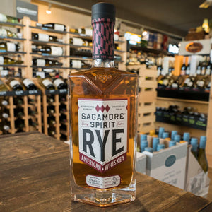 SAGAMORE RYE AMERICAN WHISKEY 83 PROOF 750ML