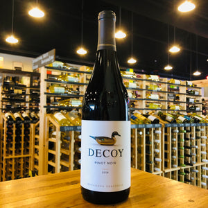 DECOY PINOT NOIR 2019 750ML