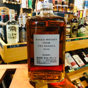 NIKKA WHISKY FROM THE BARREL 750ML