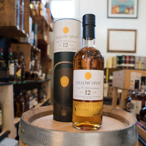 YELLOW SPOT 12 YEAR IRISH WHISKEY 750ML