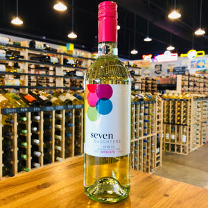 SEVEN DAUGHTERS VENETO MOSCATO 2019 750ML