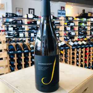 J VINEYARDS CHARDONNAY 2017 750ML