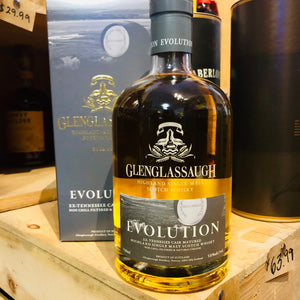 GLENGLASSAUGH EVOLUTION 750ML