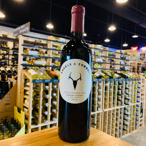 ANGELS & COWBOYS SONOMA PROPRIETARY RED BLEND 2018 750ML